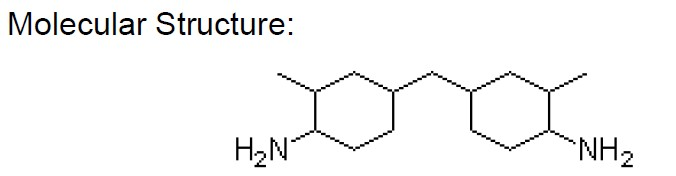 CAS 6864-37-5 (DMDC) 4,4' - methylenebis (2-methylcyclohexyl-amine)